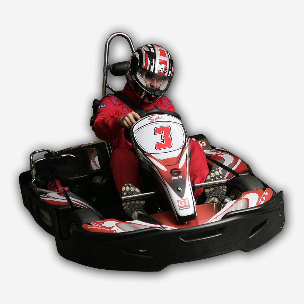 G1 Kart center